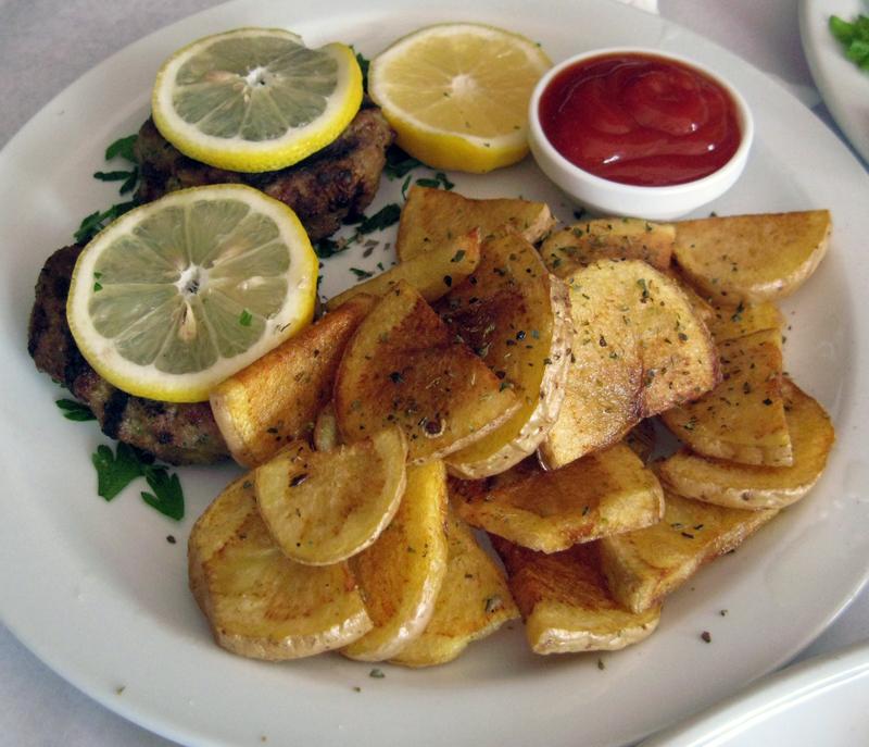 Ресторан на Кипре Orea Hellas