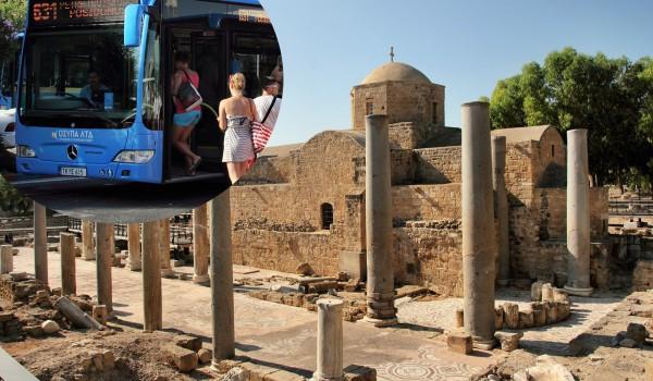 Автобус N 631: В центр мира со всеми остановками