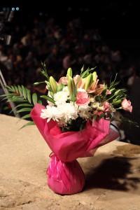 Neapolis. Церемония награждения. Цветы