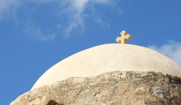 Храм Панагии Католики в деревне Кукля