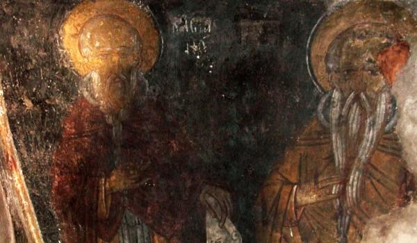 Скит святых Отцов. Архимандрита