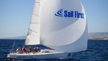 Sail First Регата
