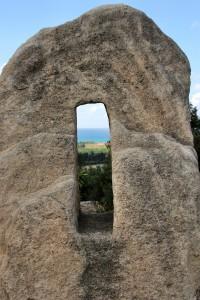 Stone in Paleo Paphos