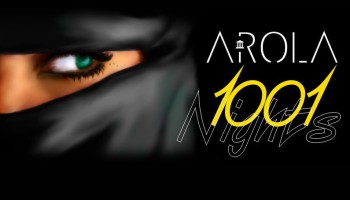 1001 night at Arola