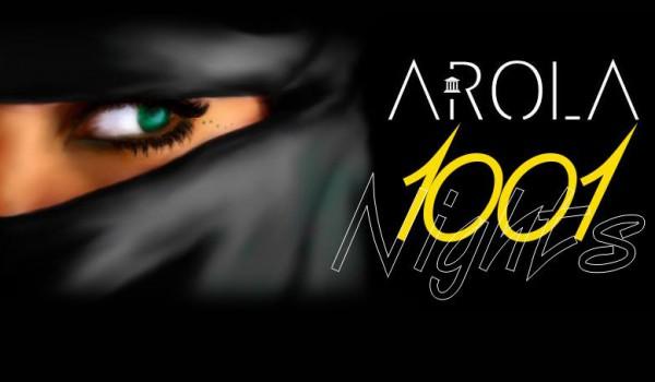 Тысяча и одна ночь в клубе Arola