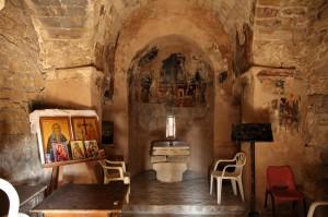 Престол. Храм святого Константина