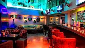 Arola lounge bar & night club