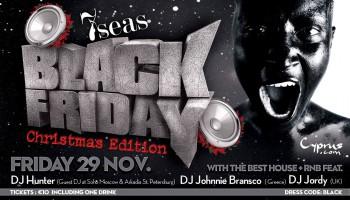 Black friday at 7 Seas