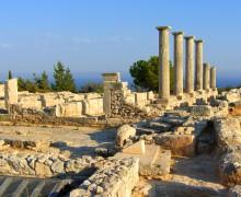 Старинный город Куриум