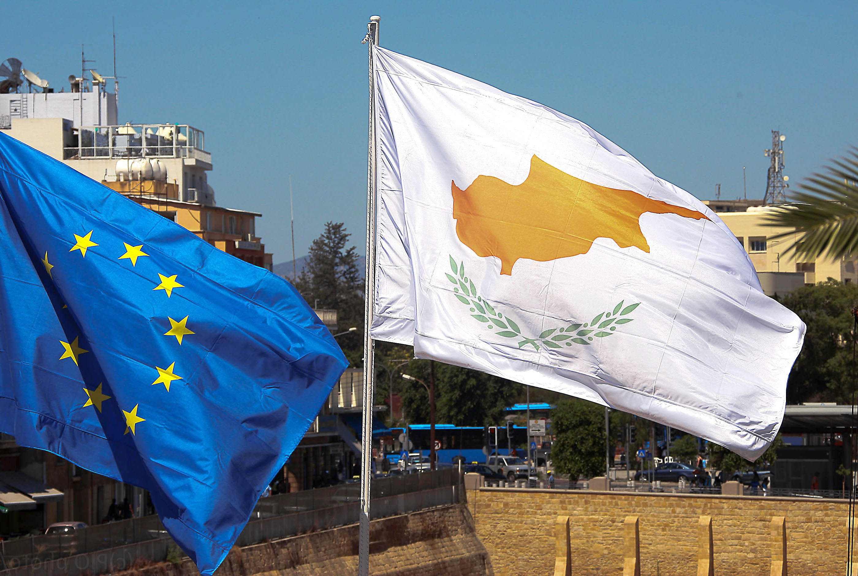 Кипр - член Евросоюза