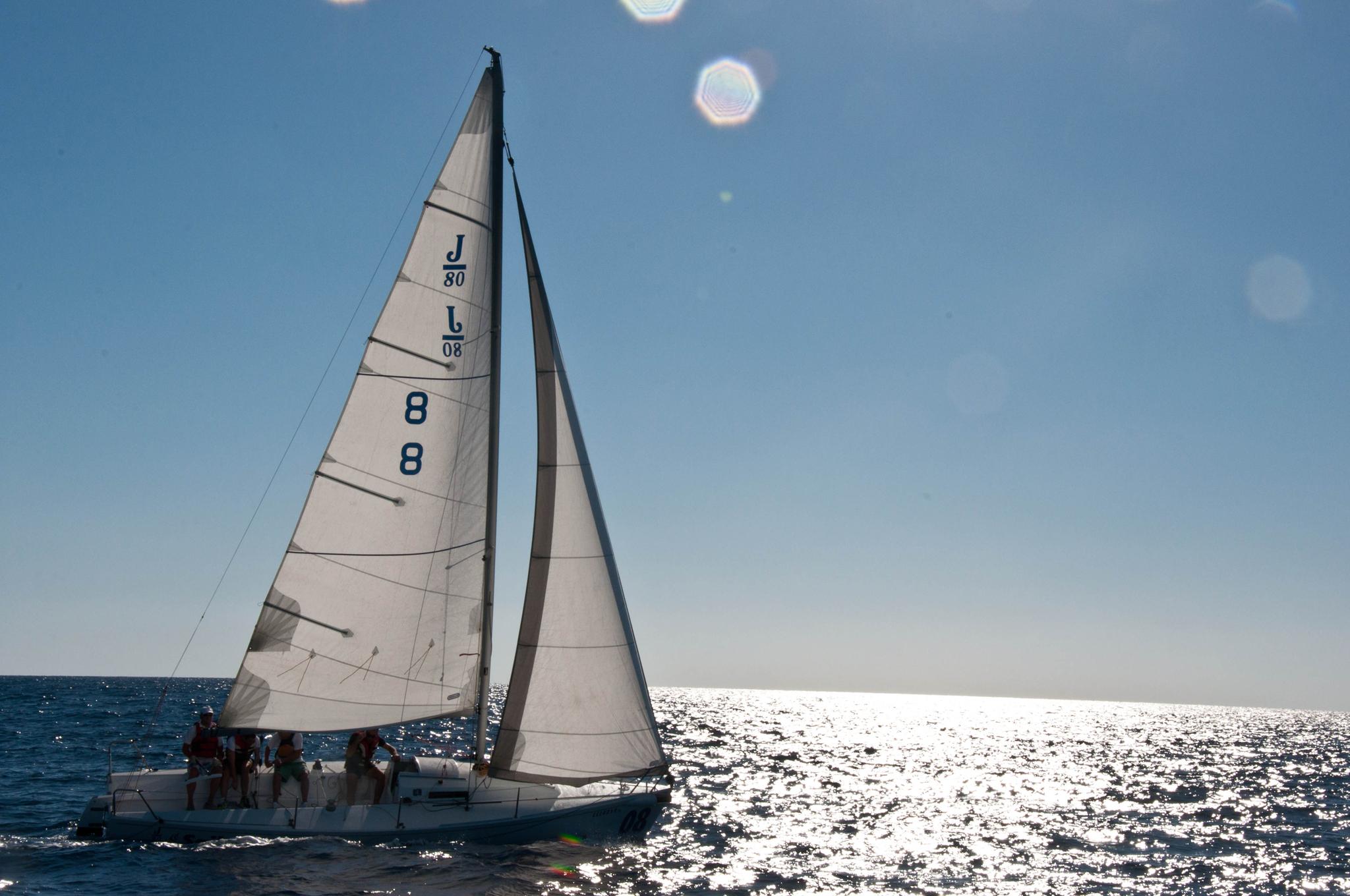 Fashion regatta Sail First