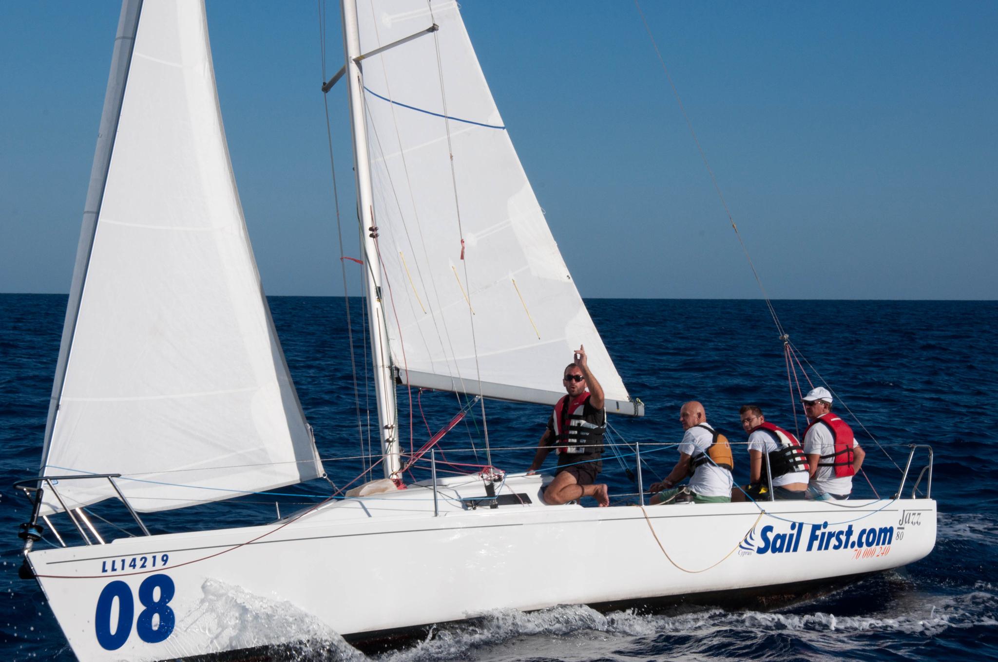 Fashion regatta Sail First 9