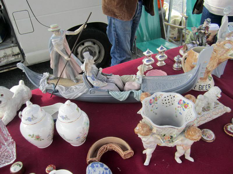 Flea market in Limassol