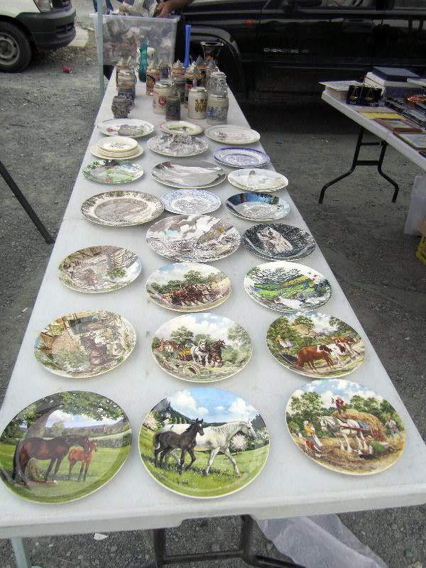 Блошиный рынок в Лимассоле