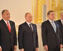 Посол Кипра и Путин