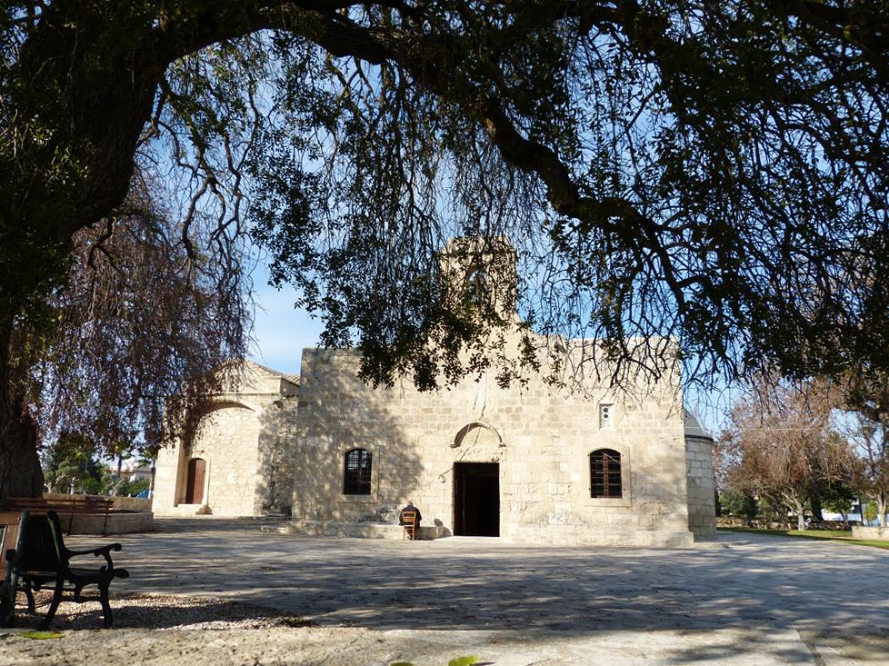 Храм Ангелоктистос