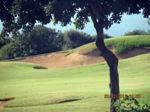 Гольф-поле на Кипре