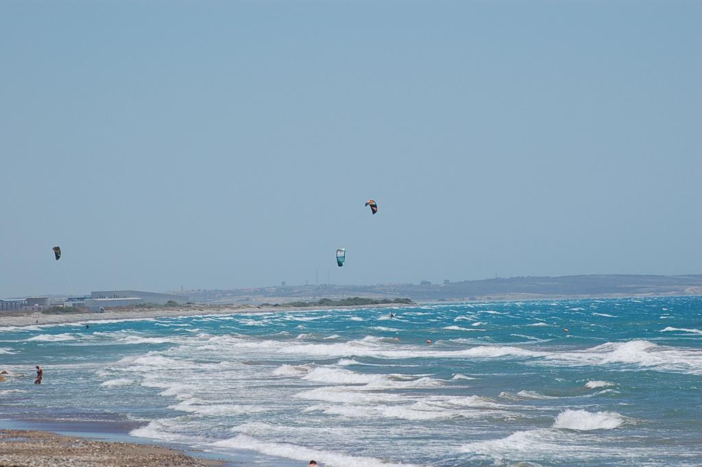 Кайтинг на Кипре