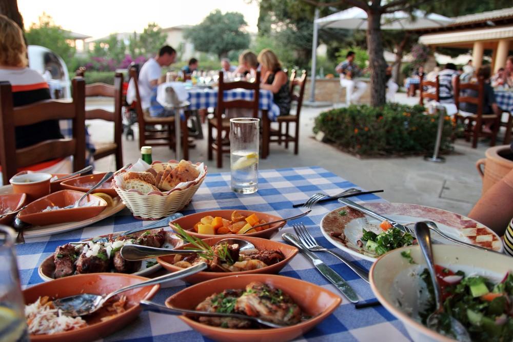 Кипрское мезе