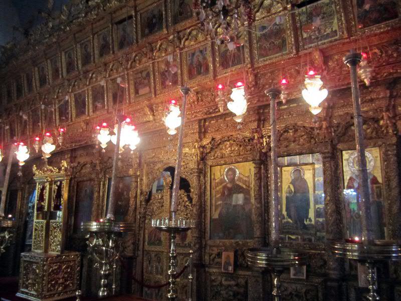 Храм в Лефкаре