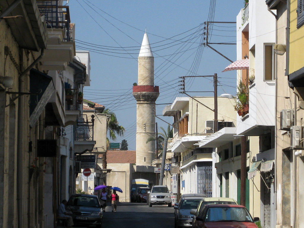The Mosque in the Old City