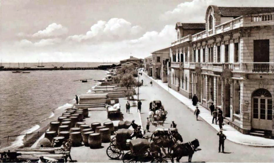 the old city of Limassol