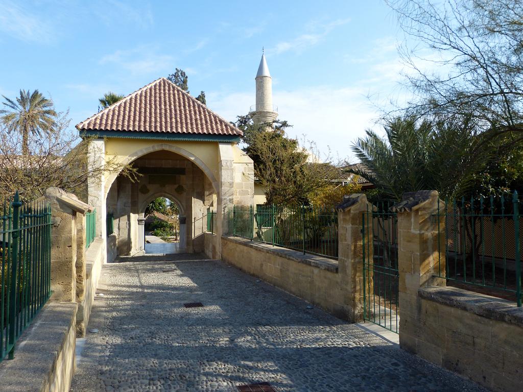 Мечеть Хала Султан