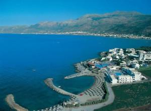 Отель Nana Beach на Крите
