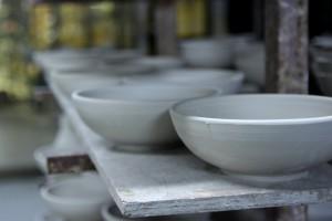 Гончарная мастерская Savvas Pottery. Заготовки