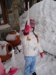 Снег в Тродосе