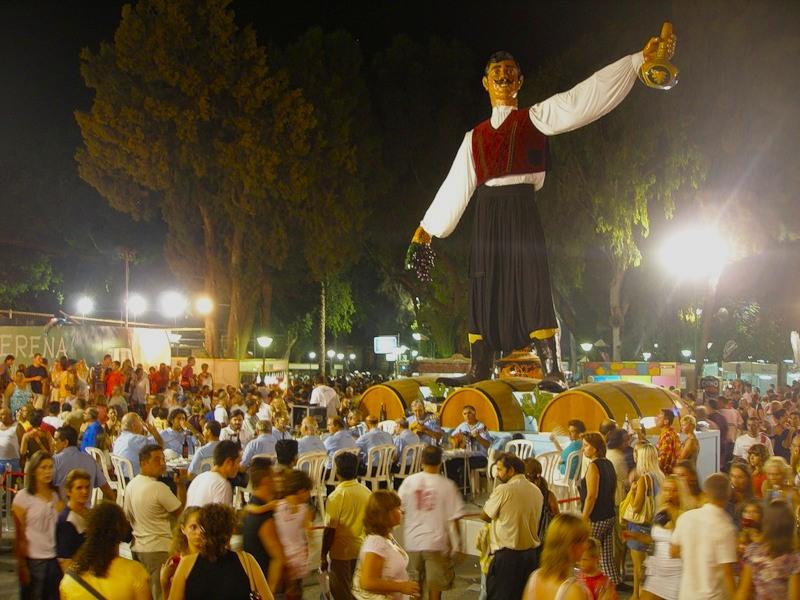 Limassol's wine festival