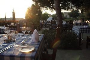 Таверна на Кипре