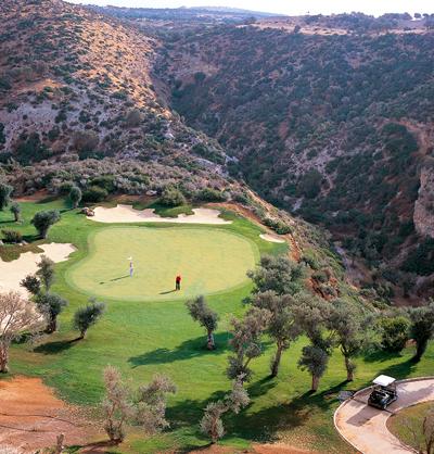 Гольф на Кипре