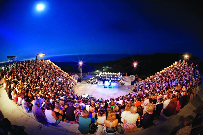 Шекспировский фестиваль в Курион
