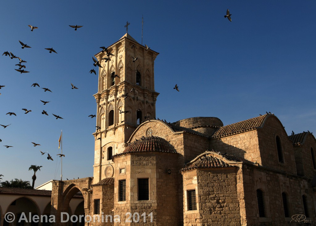 The Church of  Lazarus of Bethany