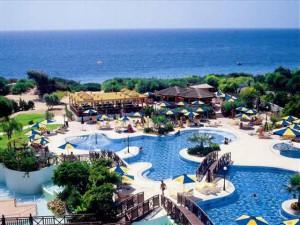 Отель Melissi Beach