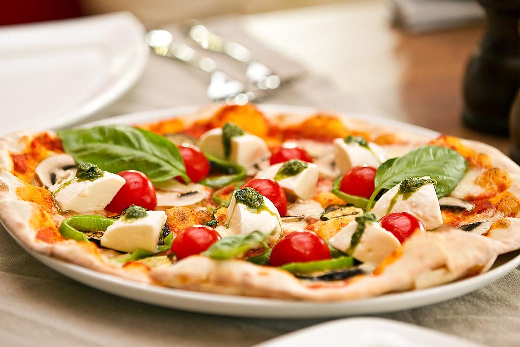 The Garden пицца