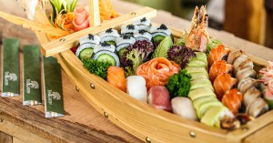The Garden суши