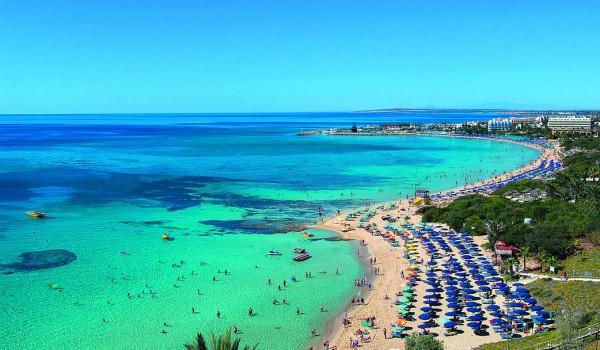 Кипр в июле