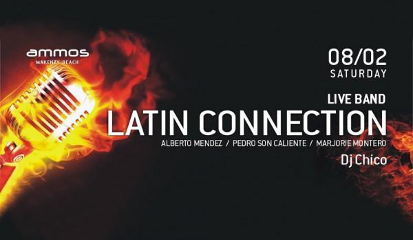Латинская вечеринка в Ammos