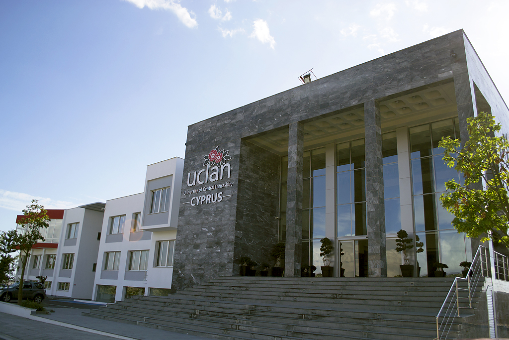 Университет Центрального Ланкашира