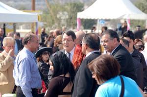 Президента Республики Кипр Никос Анастасиадис