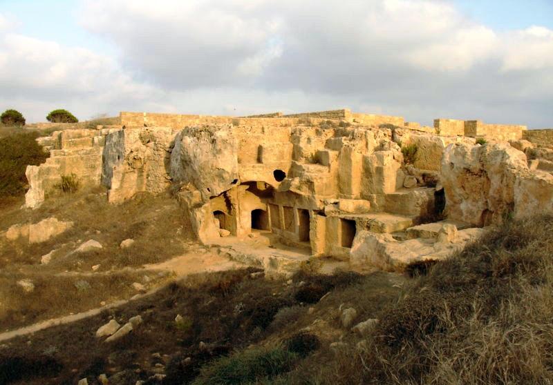 Руины храма Асклепион