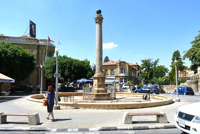 Площадь Ататюрка