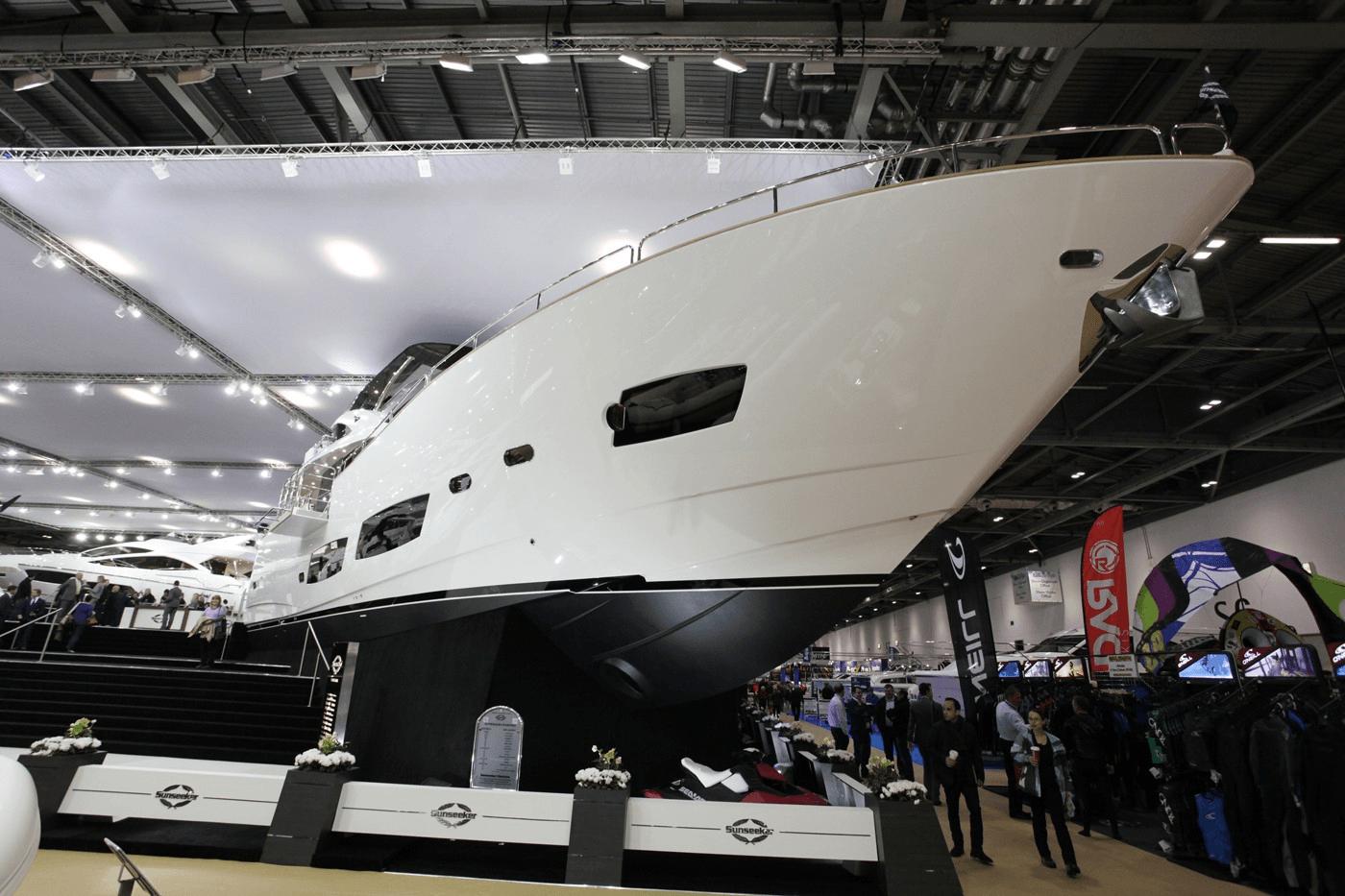 Boat Show в Дюссельдорфе