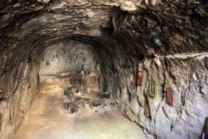 Пещеры мученицы Соломонии