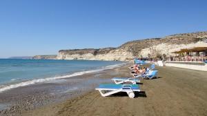 Пляж Куриум