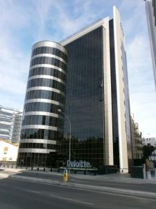 Офис Deloitte в Никосии