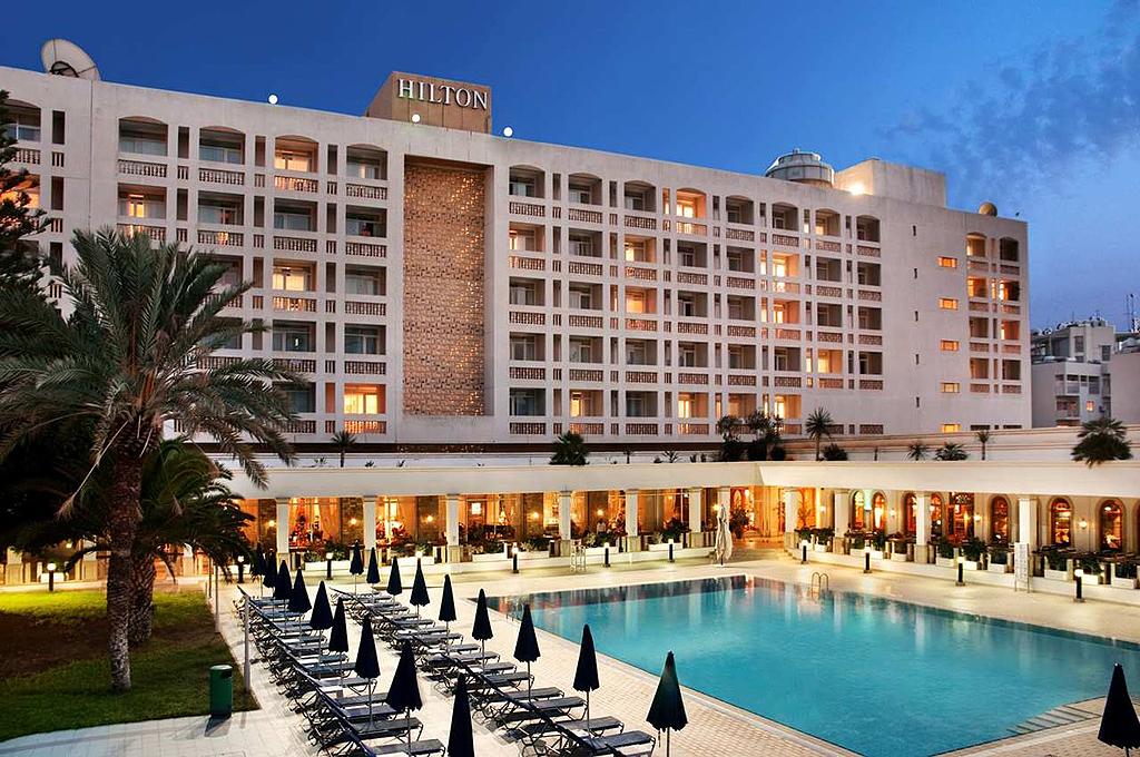 Отель Hilton в Никосии
