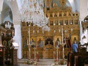 Монастырь в Омодосе